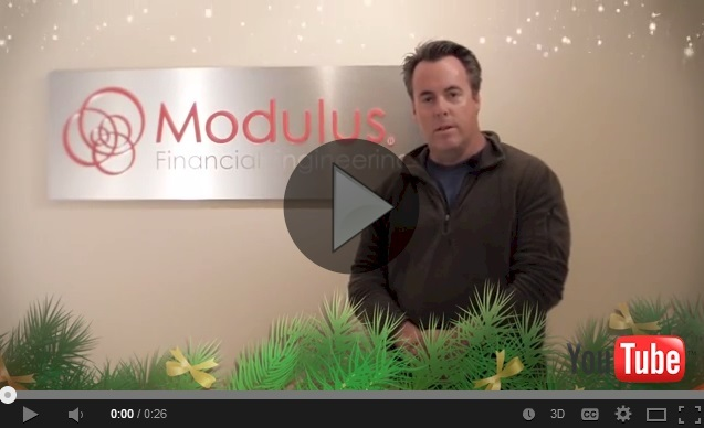 Happy Holidays from Modulus