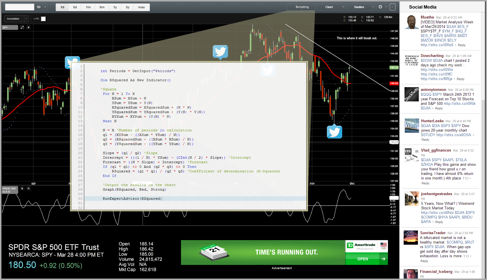 Forex social site