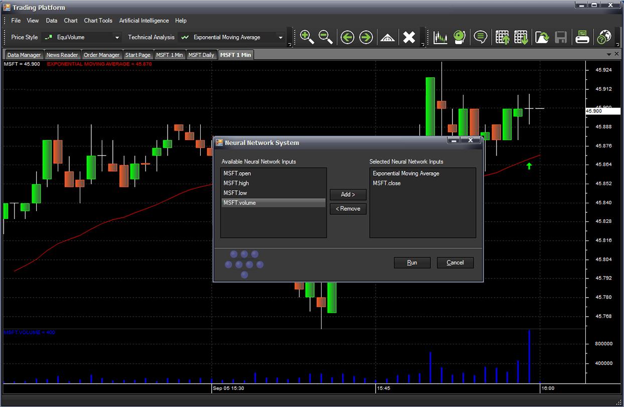 X forex trade online